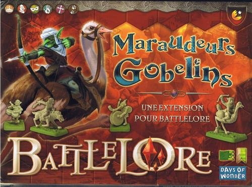 Days Of Wonder - BattleLore - Maraudeurs Gobelins