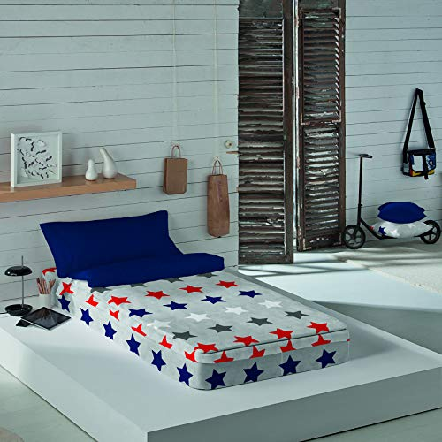 Naturals 219567 American Star Duvet for 90 cm Bed (Without Filling)