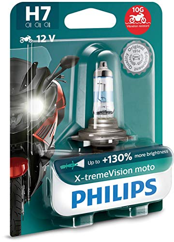 Philips Xtreme Vision Moto, H7