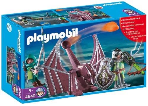 PLAYMOBIL - Catapulta del dragón 4840