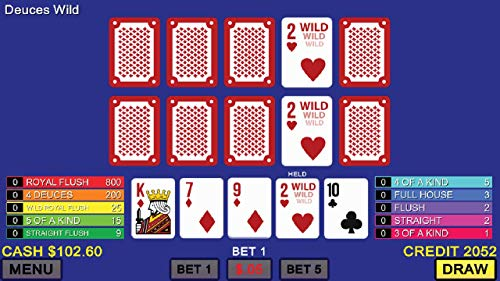 『Multi Video Poker - Multi Hand Casino Games FREE』の7枚目の画像