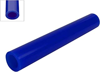 Wax Ring Tube - Blue Small Round Center Hole Medium-Hard Carvable Jewelry Ring Making Lost Wax Casting (RC-1)