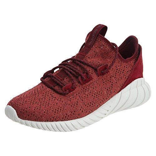 Adidas Originals Tubular Doom Sock PK - Scarpe da corsa da uomo, rosso (Mistero Rosso/Borgogna), 39 EU