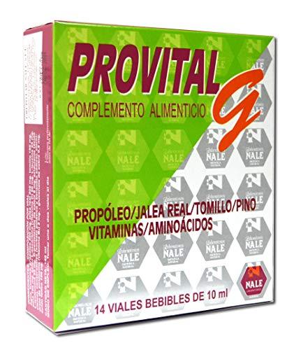 PROVITAL GRIP 14 AMPOLLAS