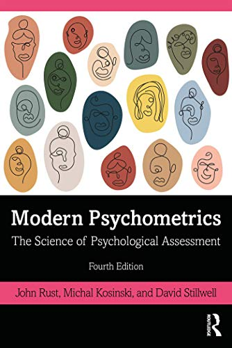Modern Psychometrics: The Science of Psychological Assessment (English Edition)