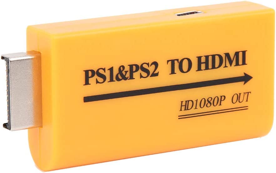 Video 25% OFF ture Sale Special Price Card PS1 PS2 Converter Adapter to HDMI Output
