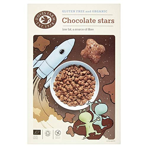 Doves Farm | Chocolate Stars | 1 X 300G