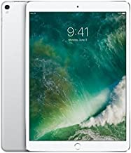 Apple iPad Pro 10.5in - 256GB Wifi - 2017 Model - Silver (Renewed)