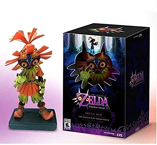 Alpha Collectibles The Legend of Zelda Action Figure Majora's Mask