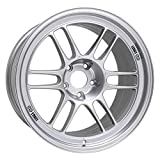 Enkei ENKRPF Silver Wheel (17x8'/5x114.3mm)