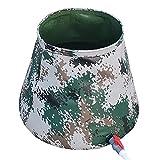 outdoor product Recipiente de Almacenamiento de Agua al Aire Libre de Gran Capacidad, con Grifo Tanque de Almacenamiento de Agua Flexible Plegable, Utilizado para riego agrícola/Agua contra Incendios