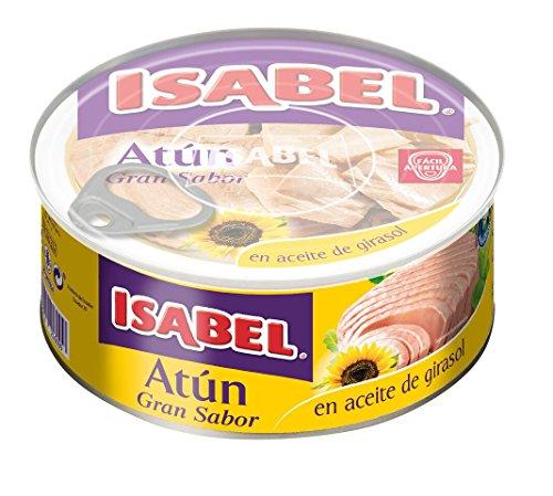 Isabel Atún en Aceite Girasol, 900g