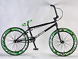 Mafiabikes Kush 2+ 20 inch BMX Bike Black Camo