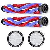 Fantisi Kit de accesorios cepillo principal + filtros HEPA para Proscenic P8, P8 PLUS aspirador de mano