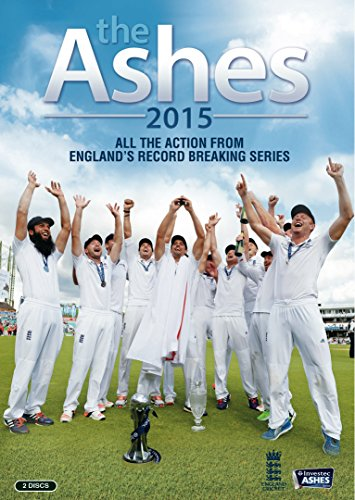 The Ashes 2015 [2 DVDs] [UK Import]