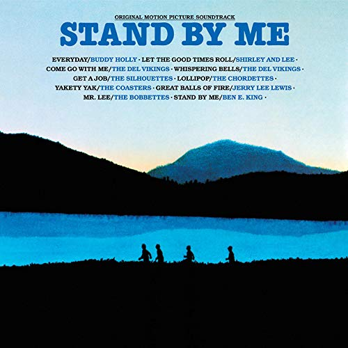 Stand By Me -Original Motion Picture Soundtrack (180 Gram Aqua Blue Audiophile Vinyl/Limited Anniversary Edition)