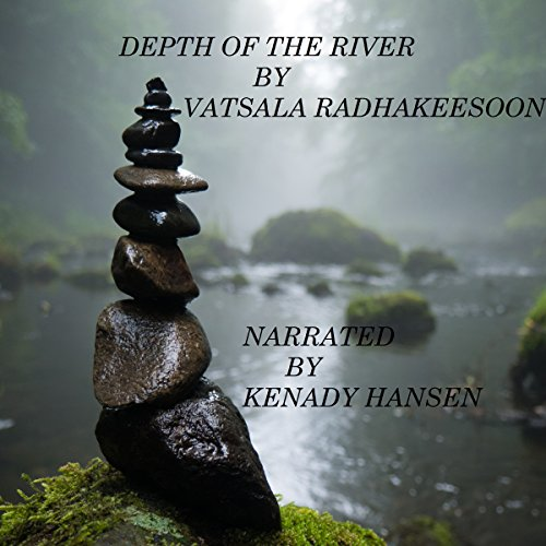 Depth of the River audiobook cover art