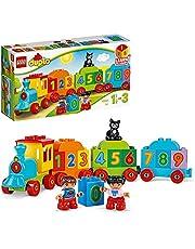 LEGO 10847 DUPLO Min Första Tågleksak Byggsats, Flerfärgad
