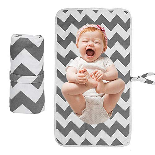 Wendergo Nappy Changing Mat Portable Diaper Changing Pad...