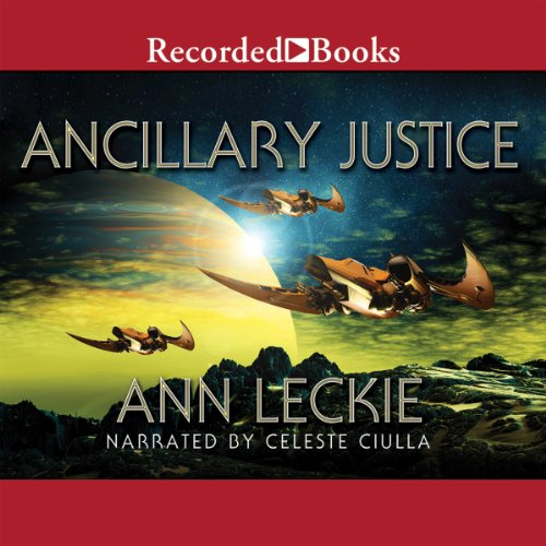 Ancillary Justice cover art
