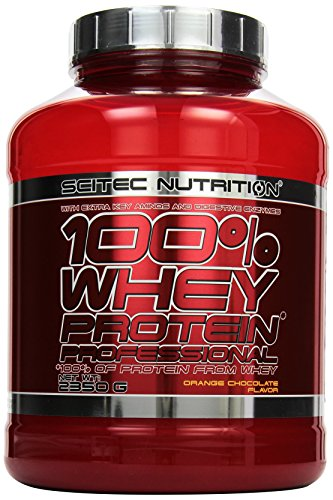 Scitec Nutrition Protein 100{b447953805a030a8fdb350e35006d653748e6b929eba882df1a3c5a2eeffd84c} Whey Protein Professional, Orange Schokolade, 2350g