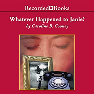 Whatever Happened to Janie? audiobook cover art