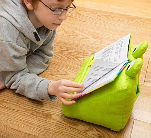 BookMonster Lesekissen und Buchablage - 8