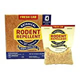 Fresh Cab Rodent Repellent; Quickly Repelling Pests from Treated Areas; Preventing Re-Infestation for up To 3 Months; Safe for Children, Pets and the Environment; Non-Toxic; 8-Scent Pouches