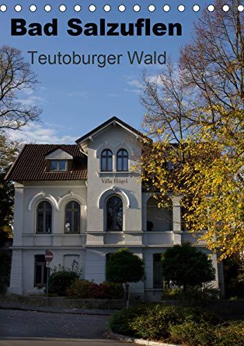 Bad Salzuflen - Teutoburger Wald (Tischkalender 2021 DIN A5 hoch)