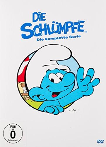 Die Schlümpfe - Die komplette Serie (43 Discs) [Limited Edition] [DVD]