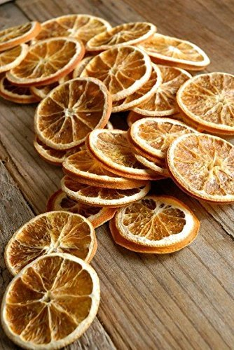 Keystone Wholesale Dried Orange Slices - Perfect for Potpourri - American Made Craft