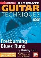 Ultimate Guitar Techniques: Fretburning Blues [DVD] [Import]