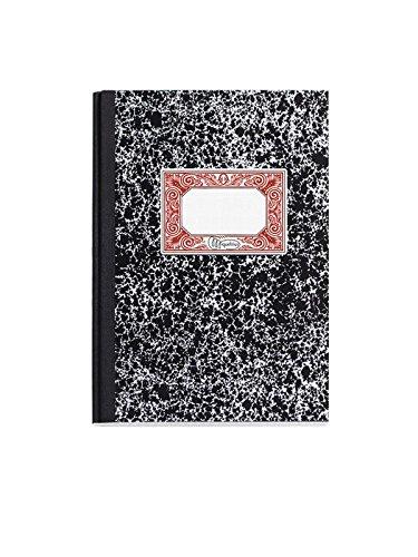 Miquelrius - Cuaderno Cartoné 4º, 100 hojas, Rayado 7 mm, Tapa de cartón extraduro encolado