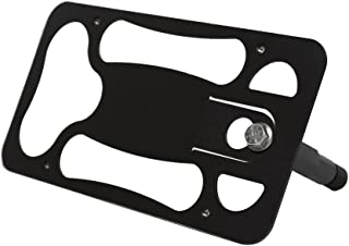 Platypus License Plate Mount for BMW 4 Series (F32/F33) | 2014-2020 | No Drilling | Installs in Seconds | Made of Stainless Steel & Aluminum | Made in USA