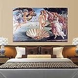 QianLei Berühmte Ölgemälde Botticellis Geburt der Venus
