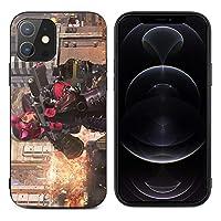 Apex-Legends ゲームiphone12ケース 強化ガラス iphone12 miniケース 透明 iphone12 proケース ガラスケース 黄変防止 iphone12 pro maxケース TPUバンパー あいふぉん12 ケース6.1インチ 完全保護 あいふぉん12 ミニケース5.4インチ 超耐衝撃 あいふぉん12プロ ケース6.1インチ 二層構造 薄型 あいふぉん12プロ max