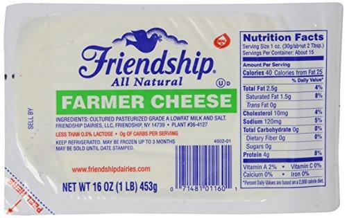 Friendship, Farmer, 16 Ounce