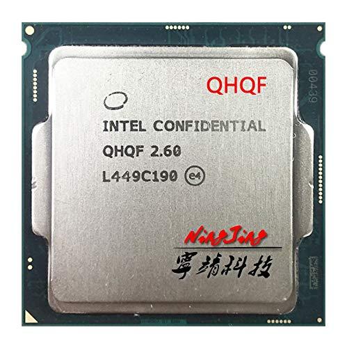 i7 6700K es QHQF 2.6 GHz Quad-Core Eight-Thread CPU Processor L2=1M L3=8M 6700K LGA 1151