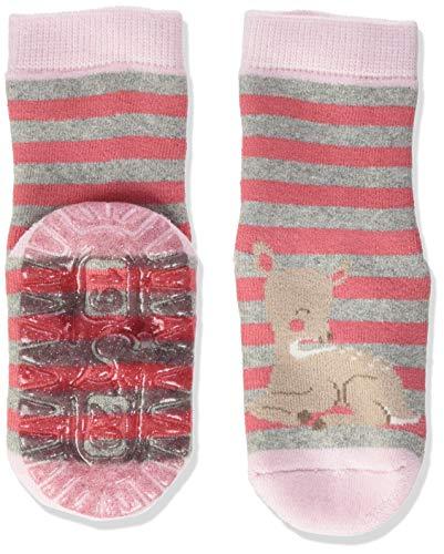 Sterntaler Baby Mädchen Sterntaler Glitzer-flitzer Air Sterne Socks, Rosa, 20 EU