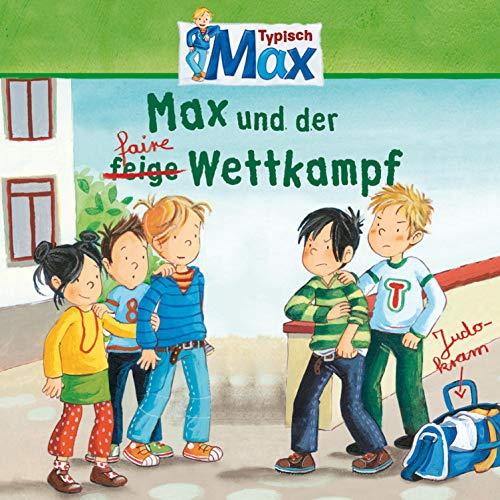 Max und der faire Wettkampf Titelbild