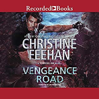 Vengeance Road                   By:                                                                                                                                 Christine Feehan                               Narrated by:                                                                                                                                 Jim Frangione                      Length: 13 hrs and 52 mins     20 ratings     Overall 4.2