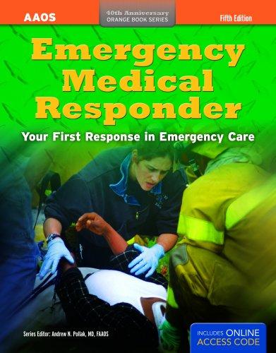 Emergency Medical Responder (Orange Book Series)