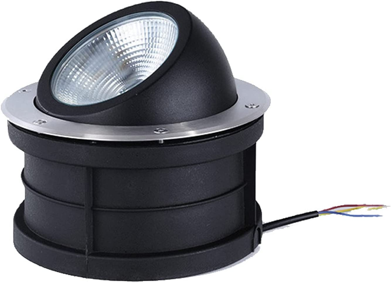 Max 69% OFF AMDHJ Outdoor Buried Lights Now on sale 24V Lamp Round Underground 1