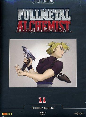 Fullmetal Alchemist Volume11 [(EP.43-46 Deluxe Edition)] [Import Italien]