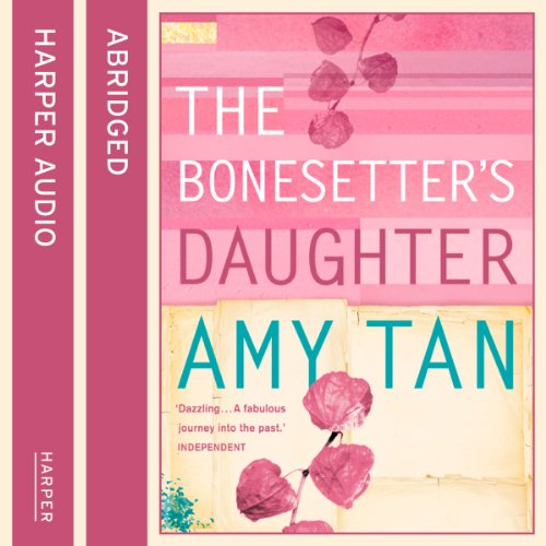 The Bonesetter's Daughter audiobook cover art