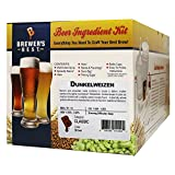 Brewer's Best - Home Brew Beer Ingredient Kit (5 gallon), (Dunkelweizen)...