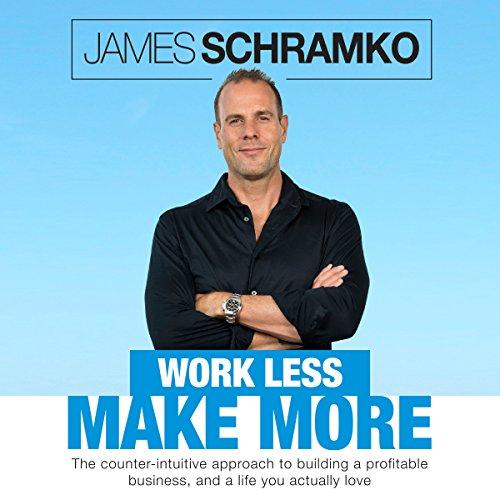 Work Less, Make More cover art