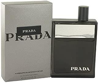 Prada Amber Pour Homme Intense by Prada Eau De Parfum Spray 3.4 oz for Men