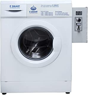 E SMART 6 kg Coin Operated - Front Load Washing Machine / ESFLW600