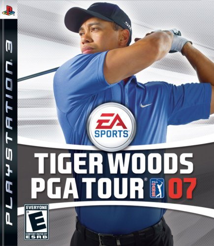 Tiger Woods Pga Tour 07 - Playstation 3 by Electronic Arts